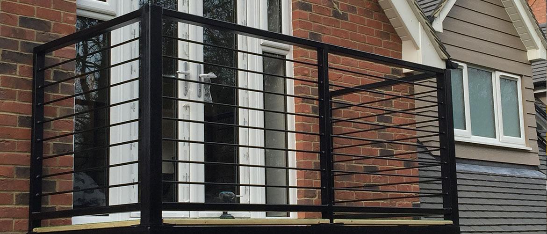 balconies Milton Keynes